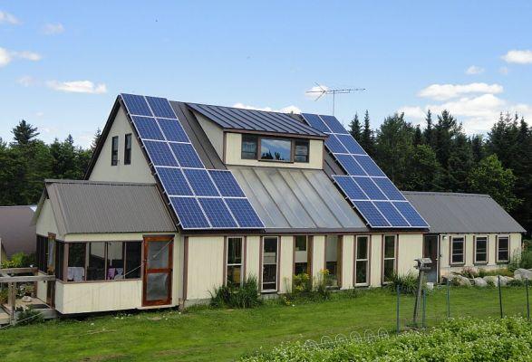 соларни системи за дома